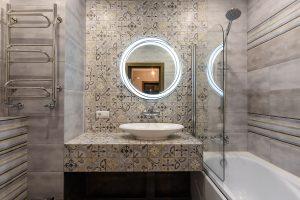James Frye Construction bathroom remodeling