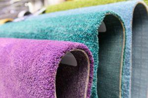 James Frye Construction carpet replacement