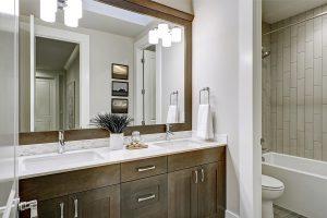 James Frye Construction bathroom remodeling 2