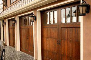 James Frye Construction garage door installation