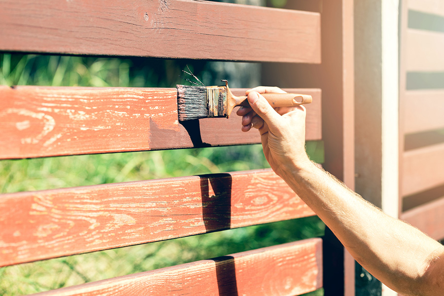 James Frye Outdoor Painting Services