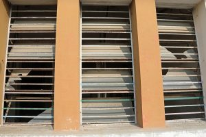 James Frye Construction vandalism repair services